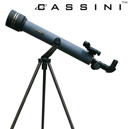Cassini 600mm X 50mm Refractor Telescope