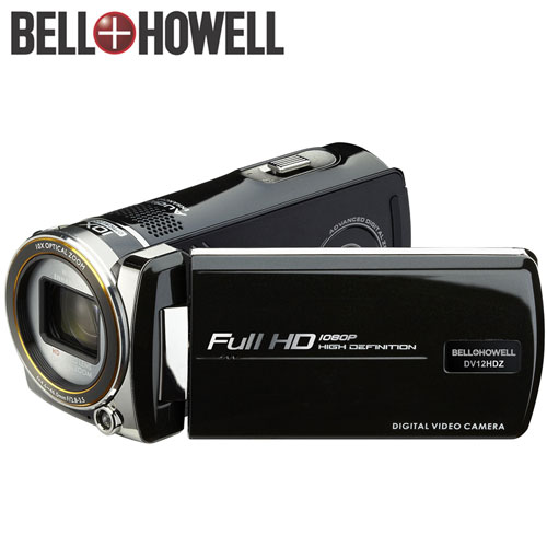 Cinema DV12HDZ HD Camcorder Digital Camera