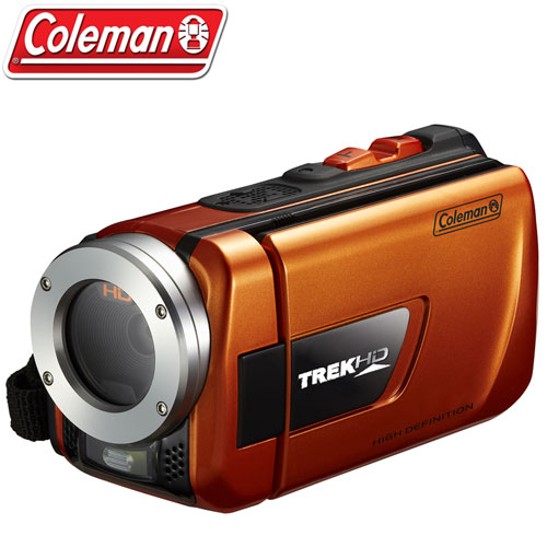 TrekHD Underwater HD Camcorder Digital Camera
