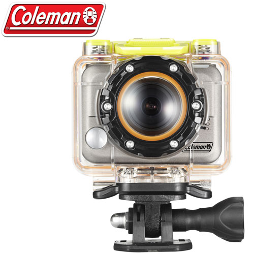 Coleman 1080p HD Sports Action Camera Kit
