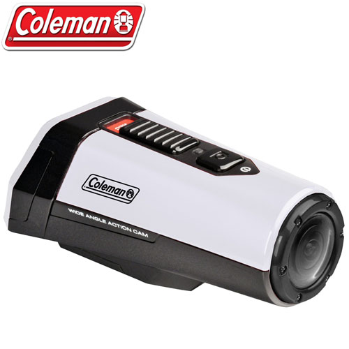 Coleman Sports Exercise Camera with GPS