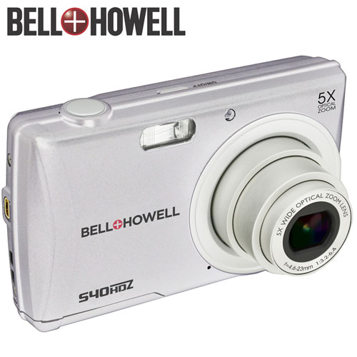 Bell+Howell S40HDZ Digital Camera