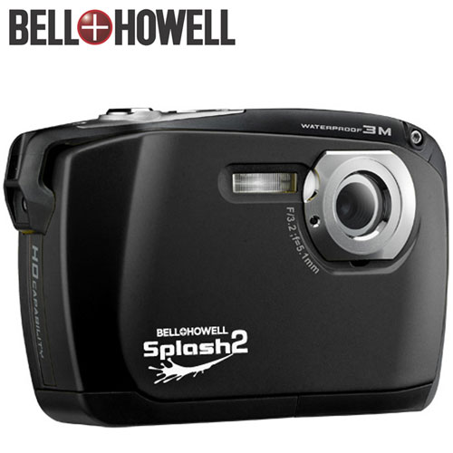 Splash2 Underwater HD Digital Video Camera