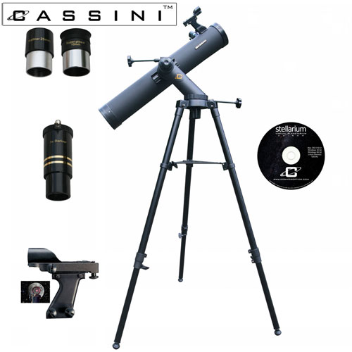 Tracker Reflector Telescope Kit - 1100 x 102