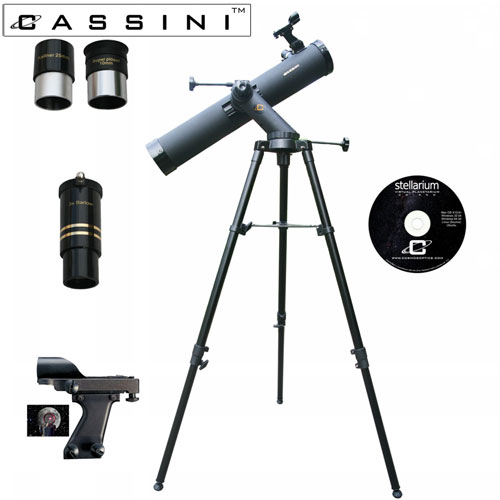 Tracker Reflector Telescope Kit - 800 x 80