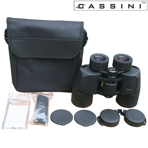 Wide-Angle Water and Fog Proof Binocular - 8 x 40