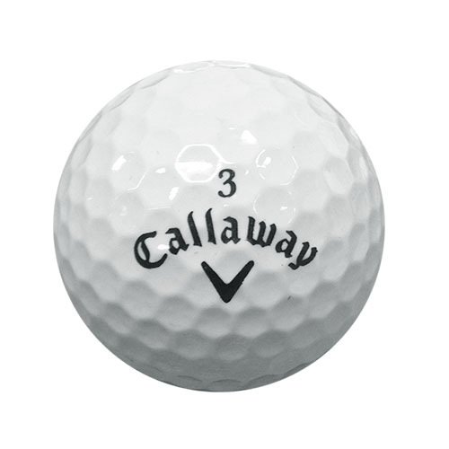 Callaway SR3 24 Pack Recycled Golf Balls