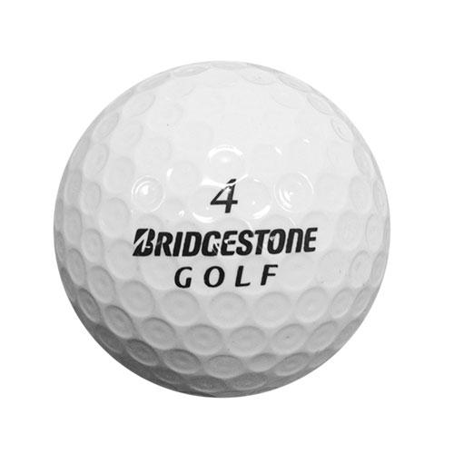 60 Pack Bridgestone Mixed Bag Golf Balls