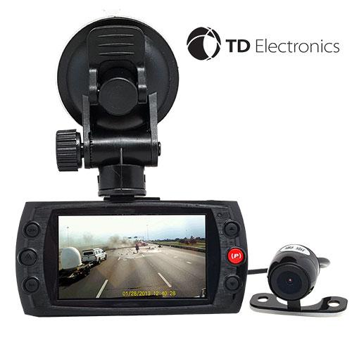 Dual DVR Dash Cam