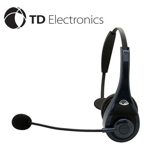 Single Stereo Headset