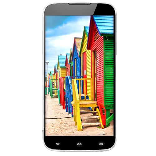 BLU Studio 6.0 HD D650a Unlocked GSM Dual-SIM Quad-Core Cell Phone - White