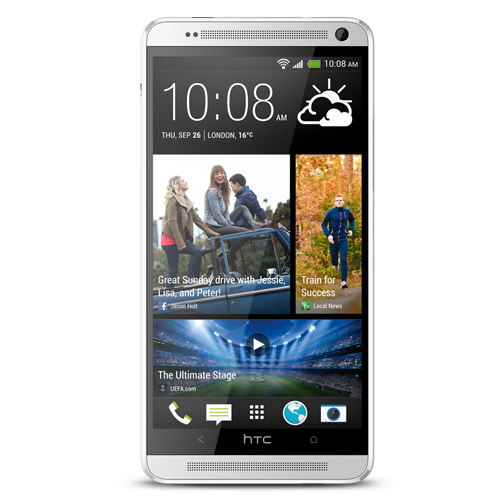 HTC One Max 32GB 4G LTE Unlocked GSM Android Cell Phone - Silver
