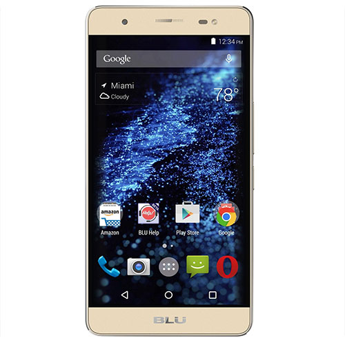 Blu Energy X PLUS E030U GSM Phone - Gold