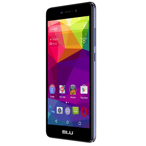 Blu Life XL L050U GSM Phone - Black