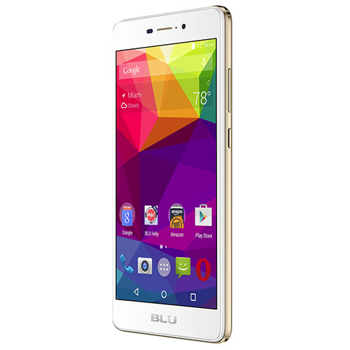 Blu Life XL L050U GSM Phone - White