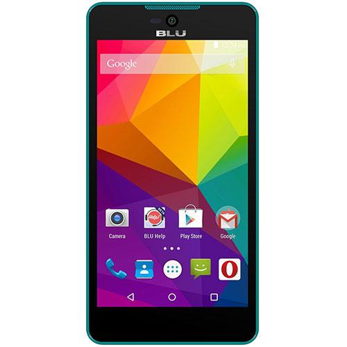 Blu Studio C 5+5 D890U GSM Phone - Blue