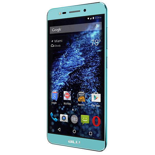 Blu Studio C HD S090Q GSM Phone - Blue