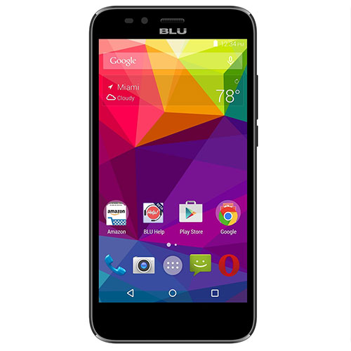 Blu Studio G LTE S0030UU GSM Phone - Black