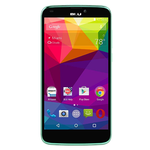 Blu Studio G Plus S510Q GSM Phone - Green