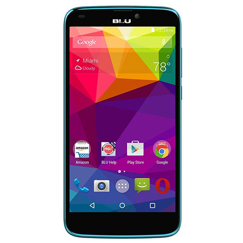 Blu Studio G Plus S510Q GSM Phone - Blue