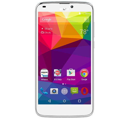 Blu Studio G Plus S510Q GSM Phone - White