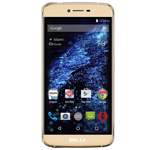 Blu Studio One S0110UU Unlocked GSM Phone - Gold