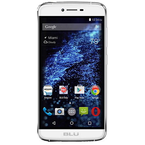 Blu Studio One S0110UU Unlocked GSM Phone - White