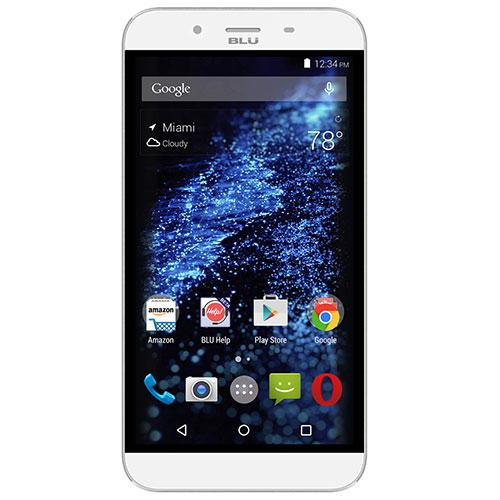 Blu Studio XL D850Q GSM Phone -  White