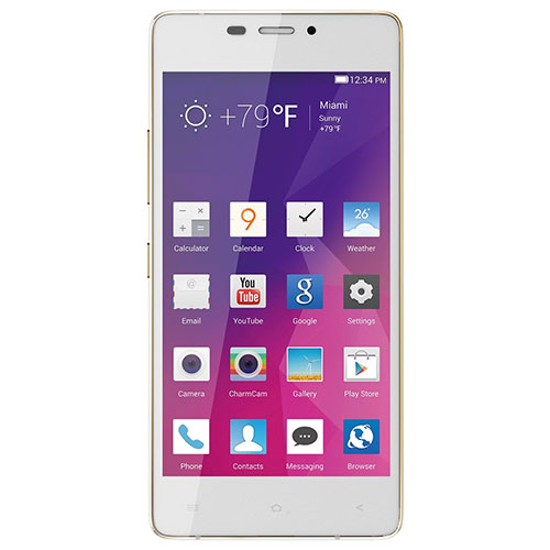Blu Vivo Air D980L GMS Phone - White/Gold