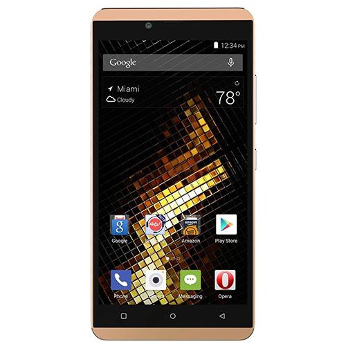 Blu Vivo XL V0030UU GSM Phone -  Gold