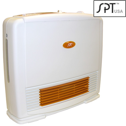 Ceramic Heater with Thermostat + Humidifier