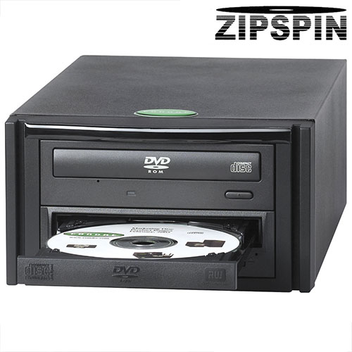 Zipspin DVD/ CD Master