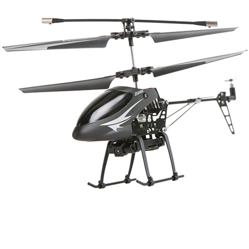 R/C Helicopter with On-Board Camera