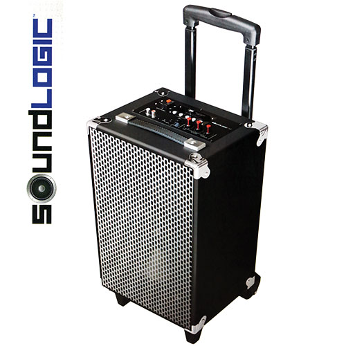Sound Logic Portable Speaker System