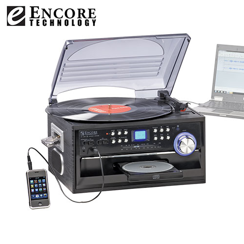 Encore 8-in-1 Music System