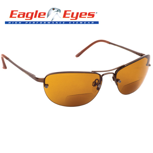 Eagle Eyes Bi-Focal Readers - 2.5X