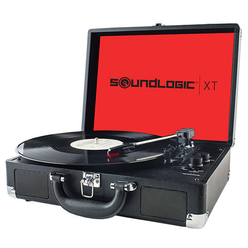 Briefcase Turntable