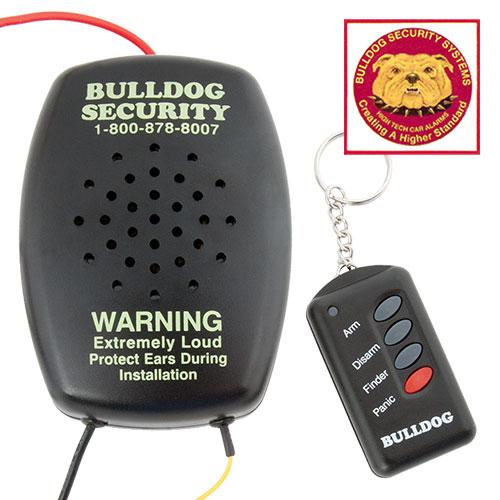 Bulldog Remote Vehicle Alarm