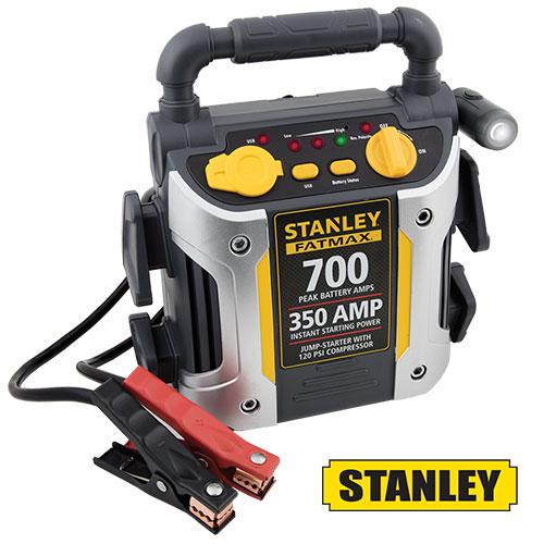 Stanley 700 AMP Jump Starter