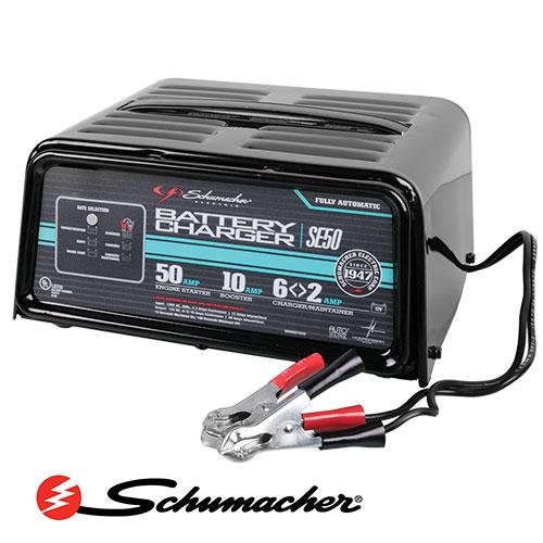 Schumacher SE50 Battery Charger
