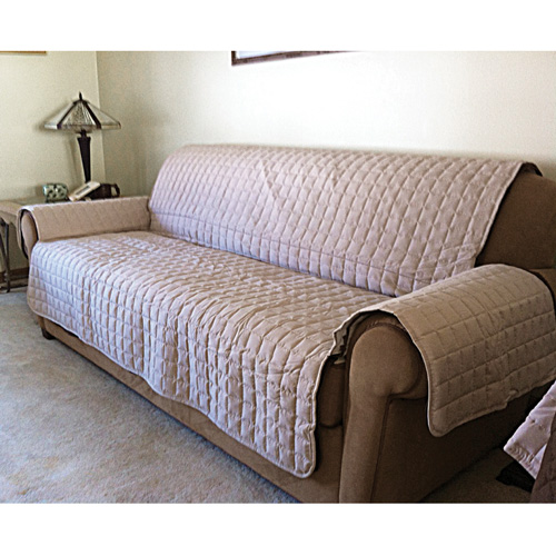 Sofa Protector - Tan