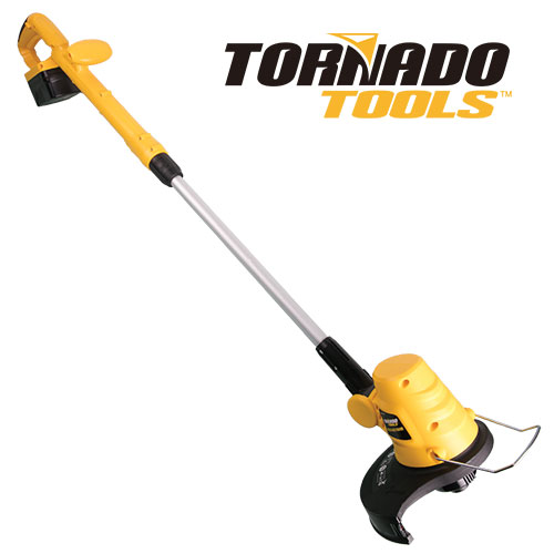 Tornado Tools Cordless Grass Trimmer & Edger
