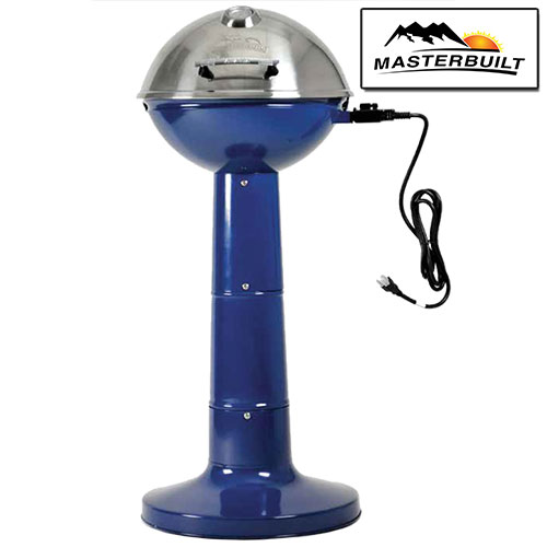 Electric Veranda Grill - Blue