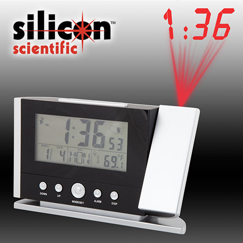 Atomic Projection Clock