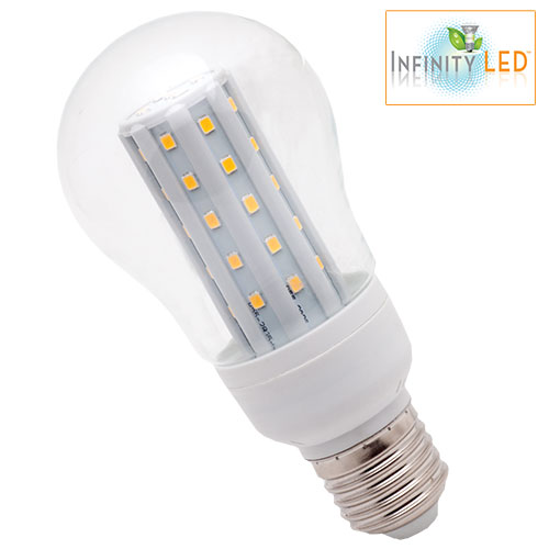 Infinity 4PK Warm White LED Lightbulb