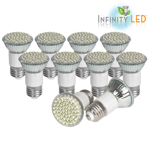 10 Pack of Ultra LED Bulbs - Cool