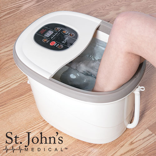 St. John's Medical Foot Spa