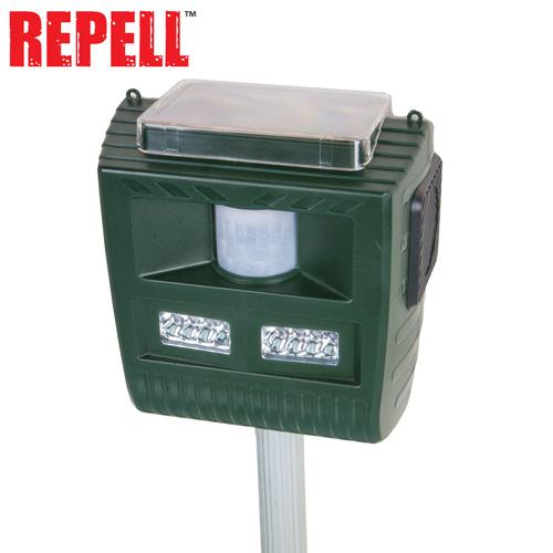 3-in-1 Solar Animal Repeller