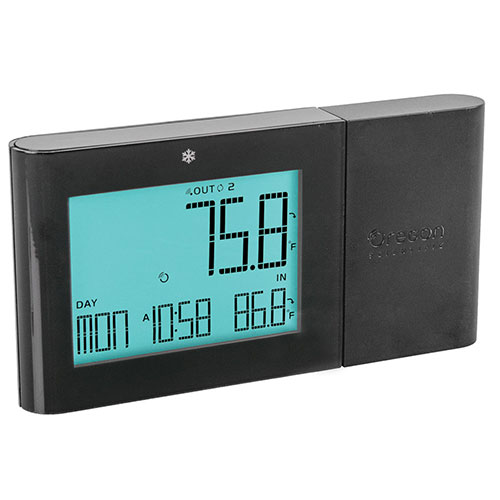 Oregon Scientific RMR262 Weather Clock
