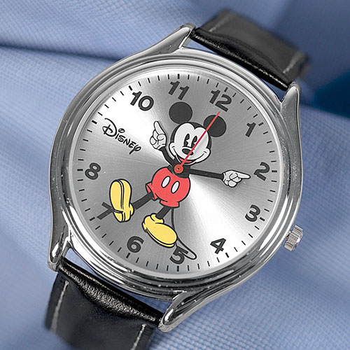 Mickey Mouse Mens Watch